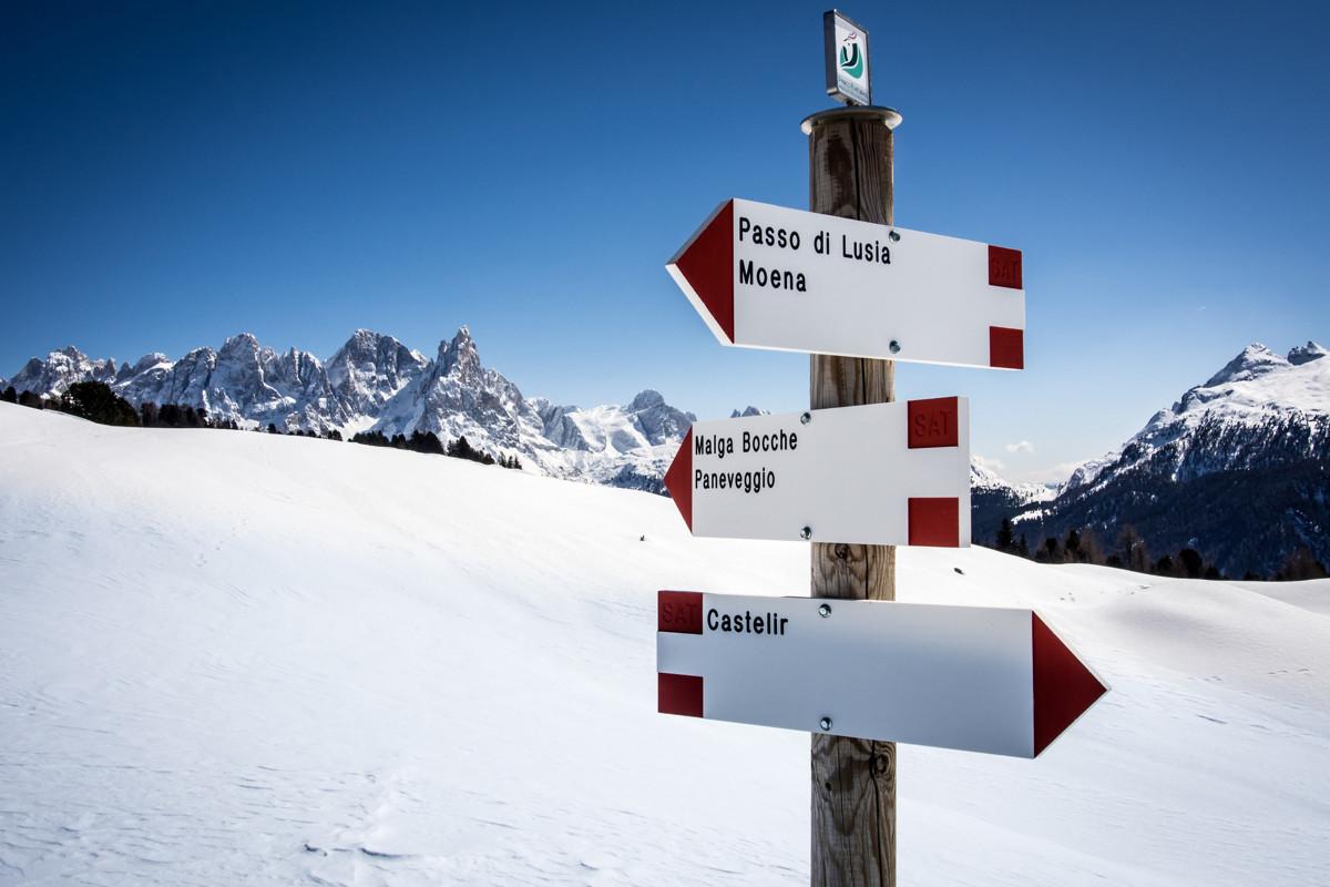 Ski area Latemar - Obereggen - Pampeago - Predazzo