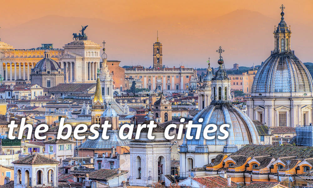 the best art cities