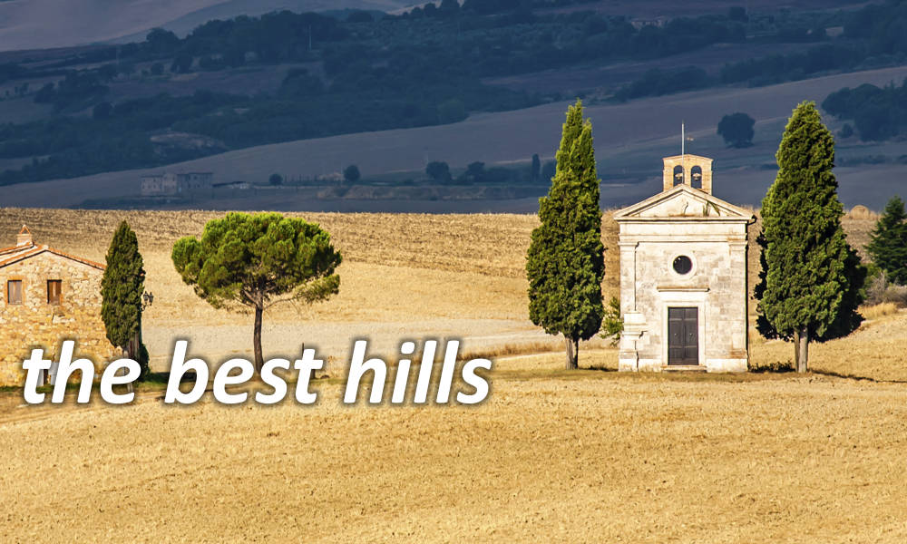 the best hills