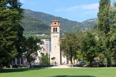 Badia di San Lorenzo Trento