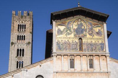 Basilica di San Frediano Lucca