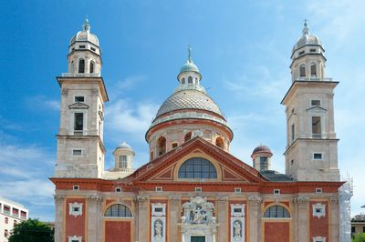 Basilica of Santa Maria Assunta Genova