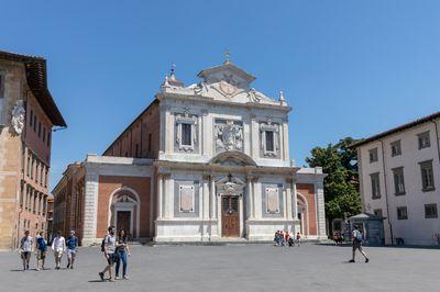 Chiesa Nazionale di Santo Stefano dei Cavalieri