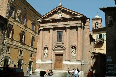 Chiesa di San Cristoforo Siena