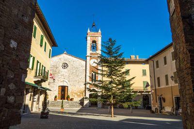 Chiesa di San Francesco San Quirico