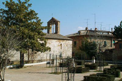 Chiesa di Santa Maria Assunta San Quirico d'Orcia