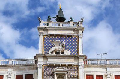 Uhrenturm von Venedig