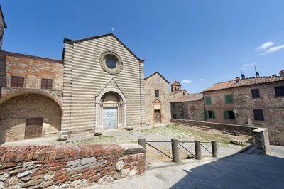 Chiesa di San Francesco Lucignano