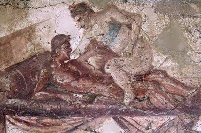 Il Lupanare di Pompei