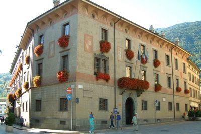 Palazzo Pretorio Sondrio