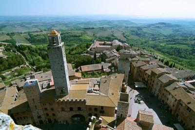 Torre Rognosa San Gimignano