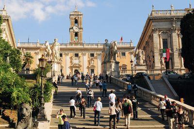 Scala dell'arce Capitolina