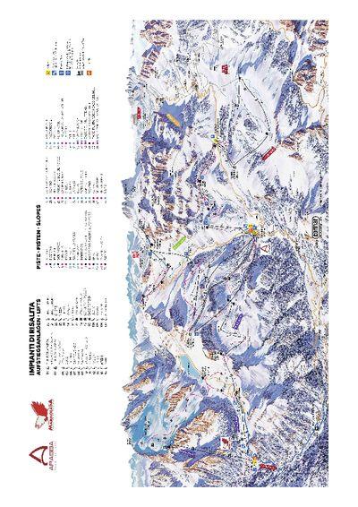 Ski Area Arabba