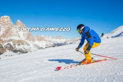Ski Area Cortina