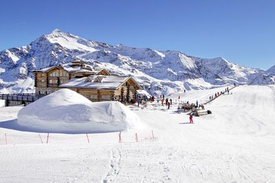 Ski area Santa Caterina Valfurva