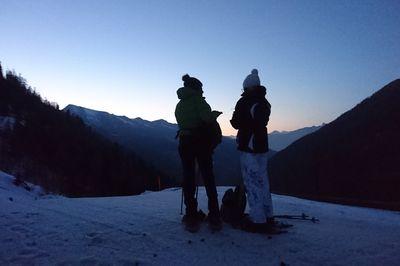 Ski area Val Gerola