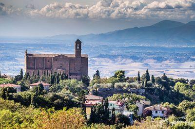 Chiesa dei Santi Giusto e Clemente Volterra