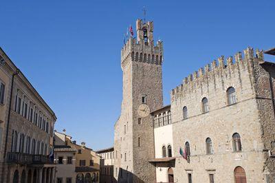 Palazzo Dei Priori Arezzo