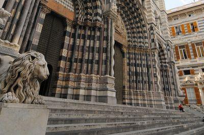 Cathedral of San Lorenzo Genova