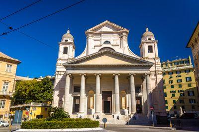 Chiesa dell'Annunziata Genova
