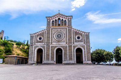 Basilica di Santa Margherita Cortona