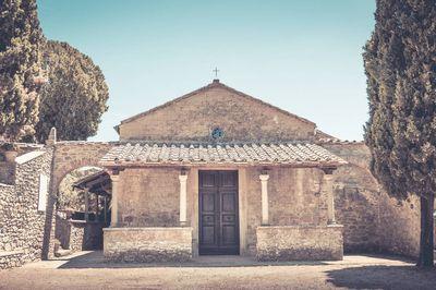 Chiesa di San Niccolò Cortona