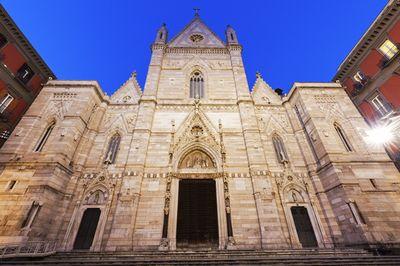 Il Duomo di Napoli e il Tesoro di San Gennaro