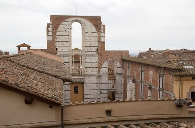 Facciatone Siena