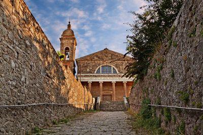 Cattedrale del Santissimo Salvatore - Duomo di Montalcino
