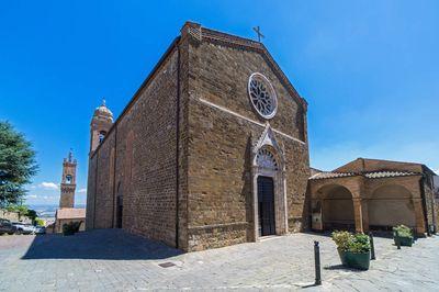 Chiesa di Sant'Agostino Montalcino