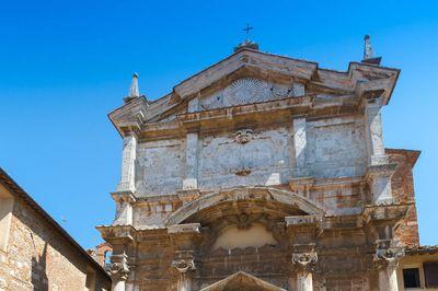Chiesa di Santa Lucia Montepulciano