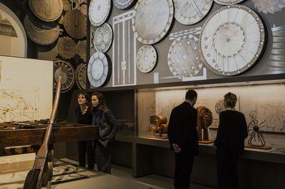 Museo Nazionale della Scienza e della Tecnologia Leonardo da Vinci Milano