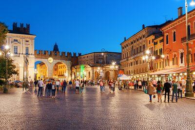 Piazza Brà Verona