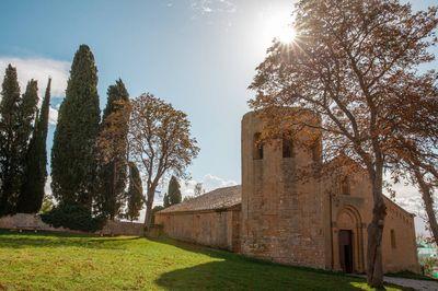Chiesa dei SS Vito e Modesto Pienza