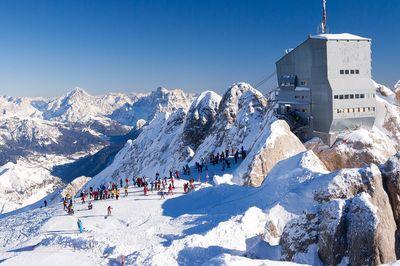 Ski Area Marmolada