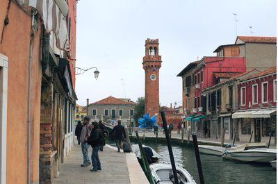 Torre dell'Orologio Murano