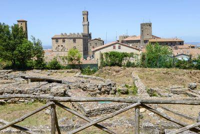 Acropoli Etrusca Volterra