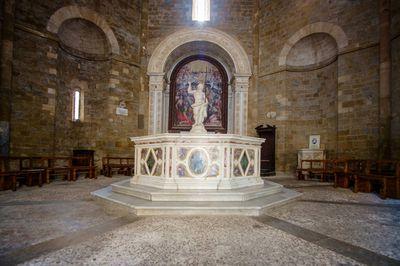 Battistero di San Giovanni Volterra